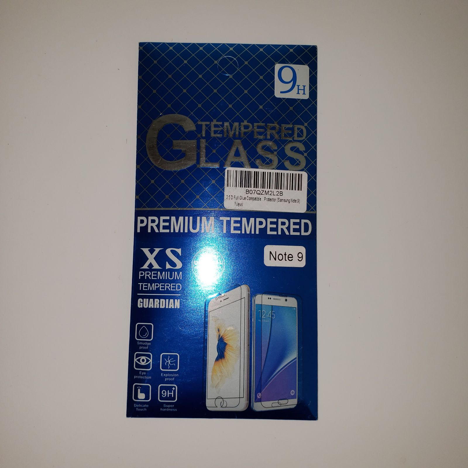 Tempered glass screen protector Galaxy N