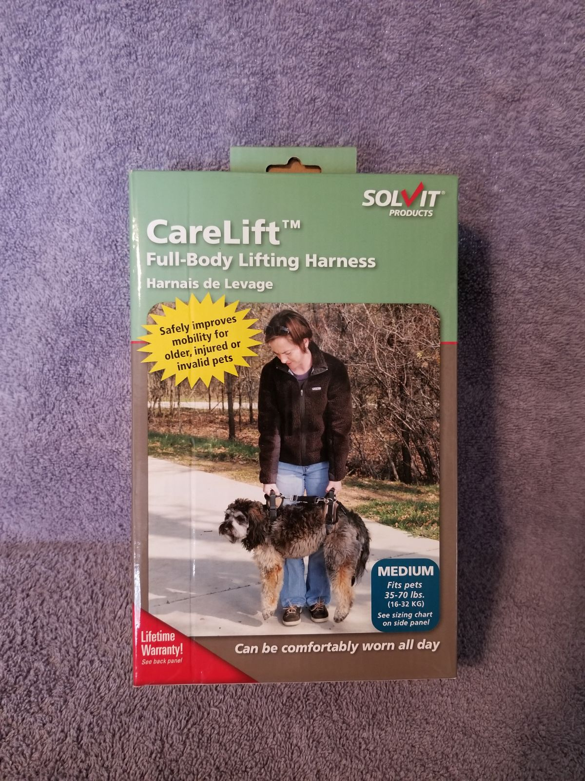CareLift Full-Body Lifting Harness