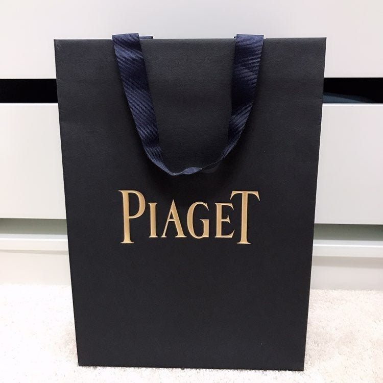 Piaget shopping bag