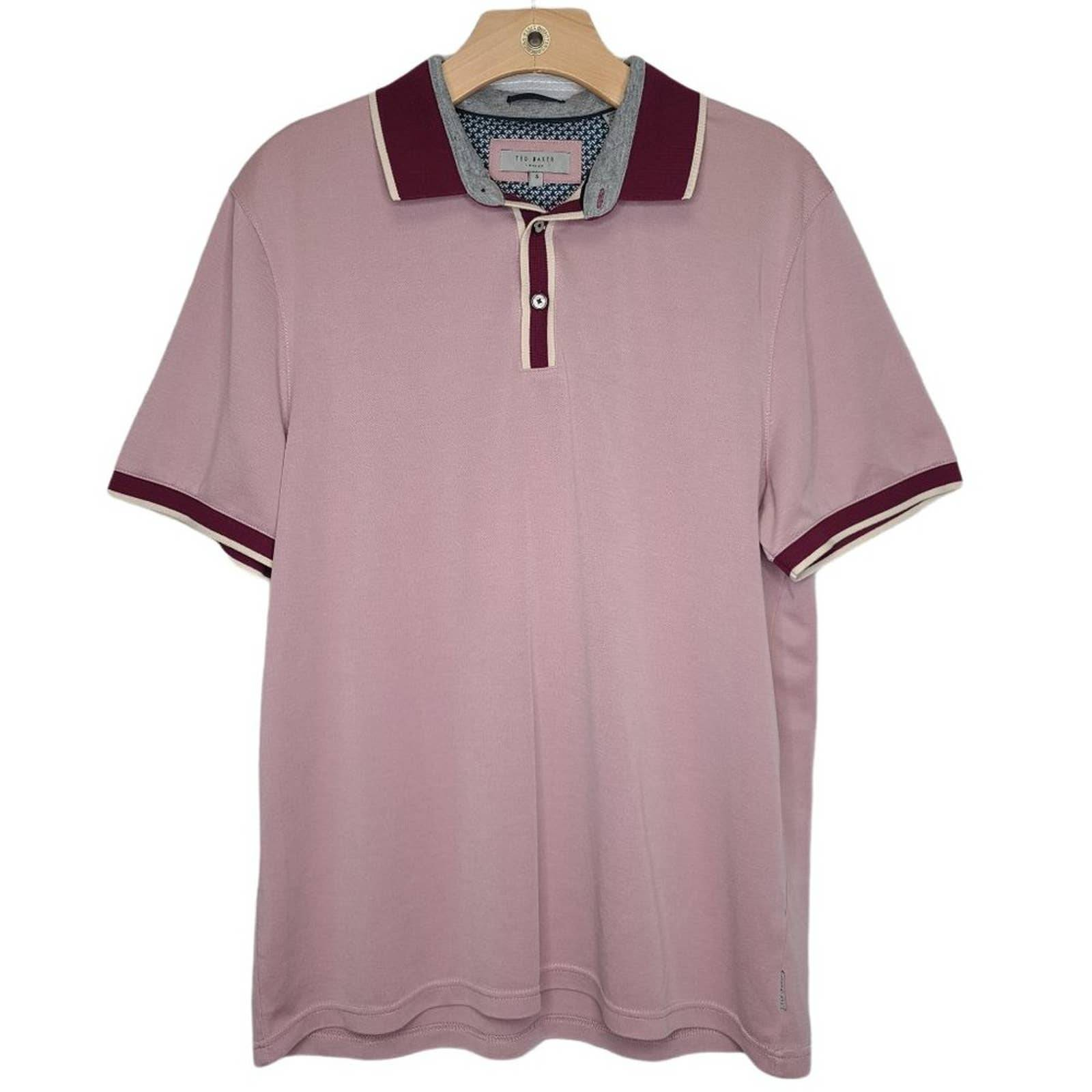 Ted Baker Polo Shirt 5 / XL