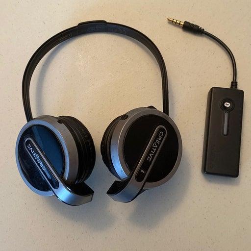 Creative Labs SL3100 Bluetooth Headphone