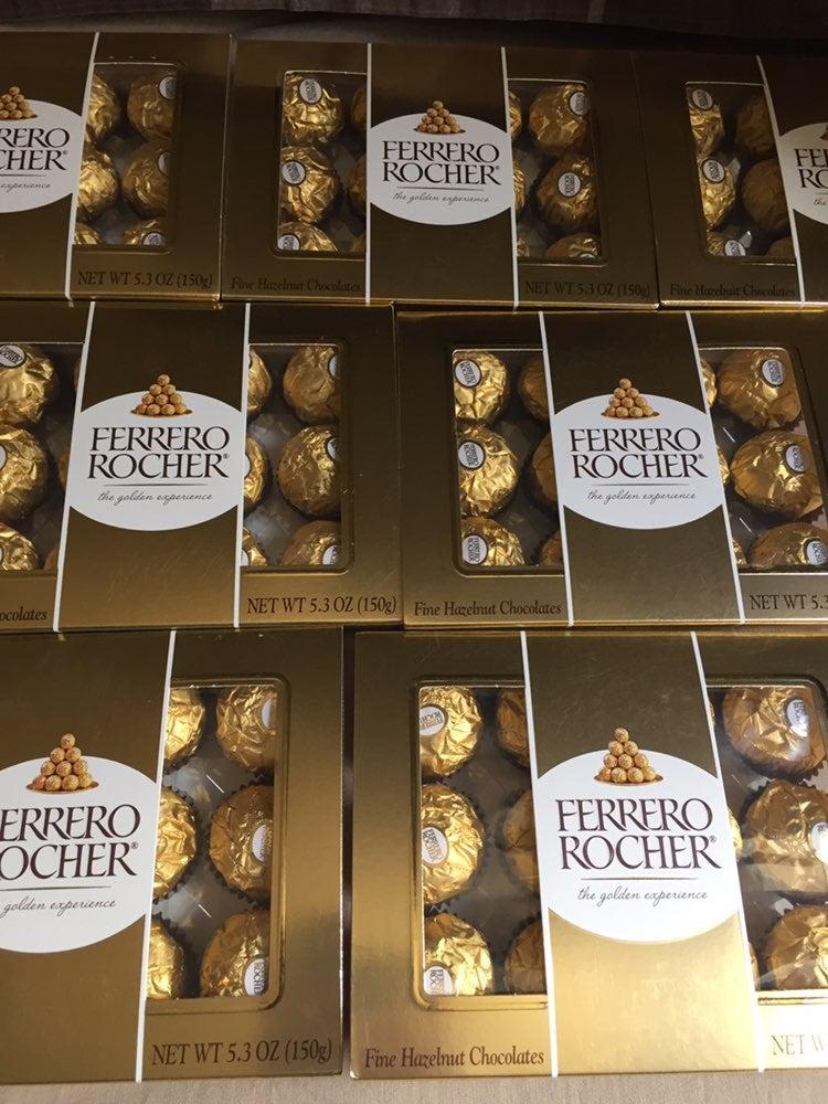 Ferrero Chocolates