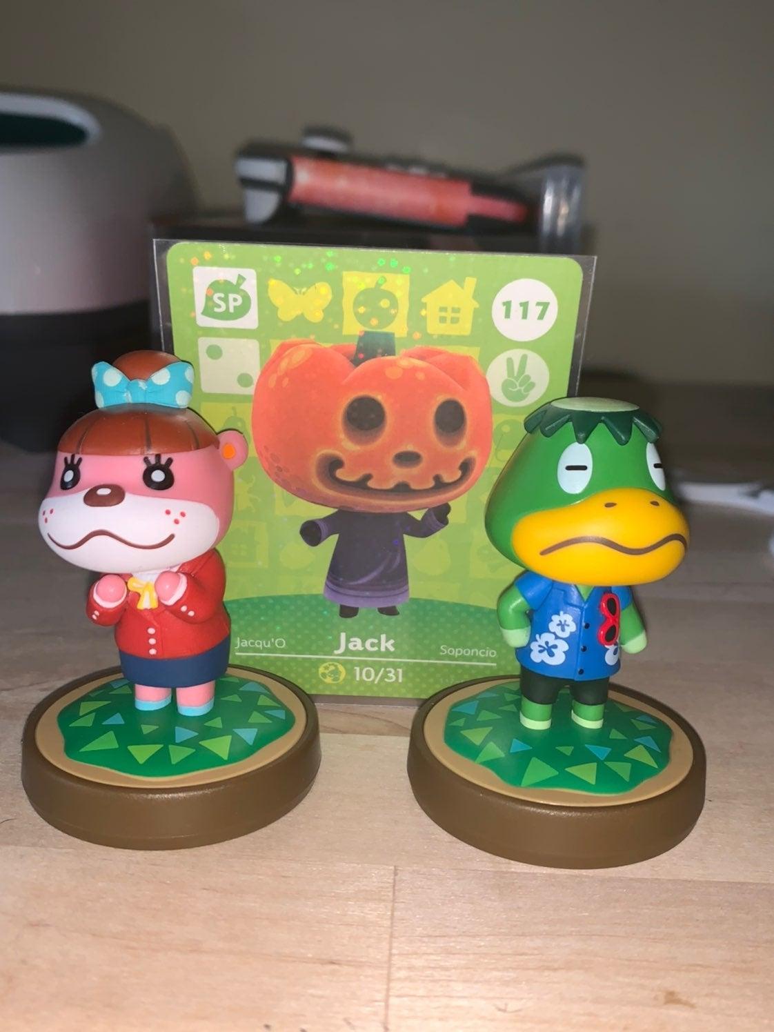 Special Animal Crossing Amiibos