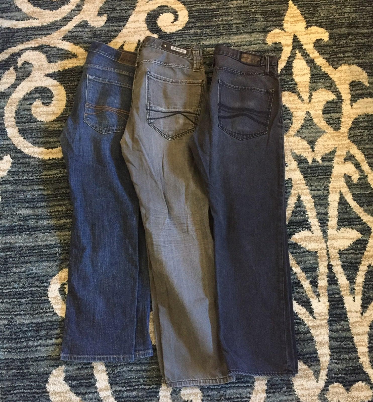 Men's Express Jeans Bundle