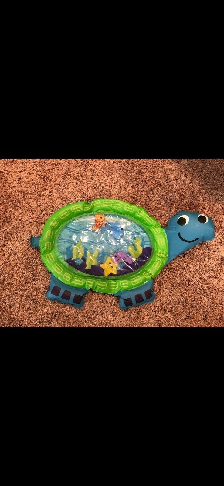 Baby Turtle Water Mat