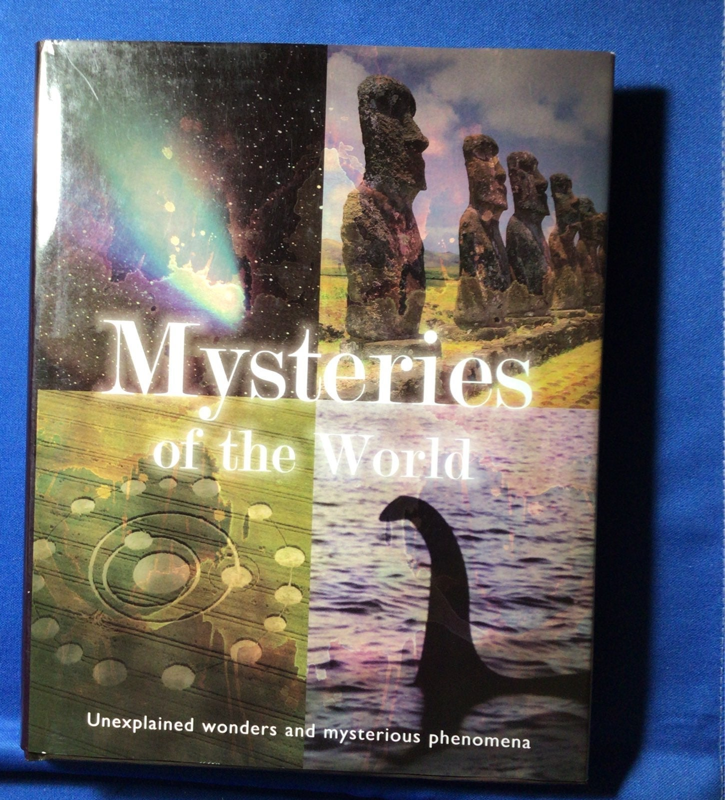 2010 HC Mysteries of the World