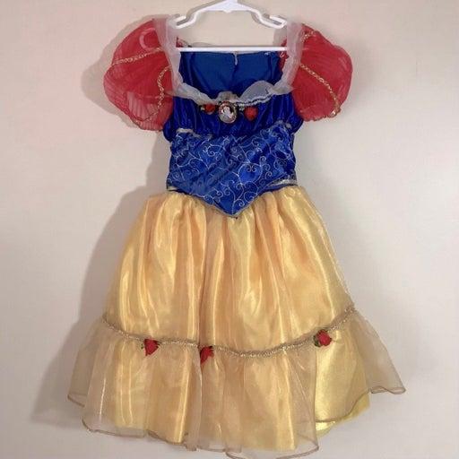 Creative Designs Costume Snow White Gown