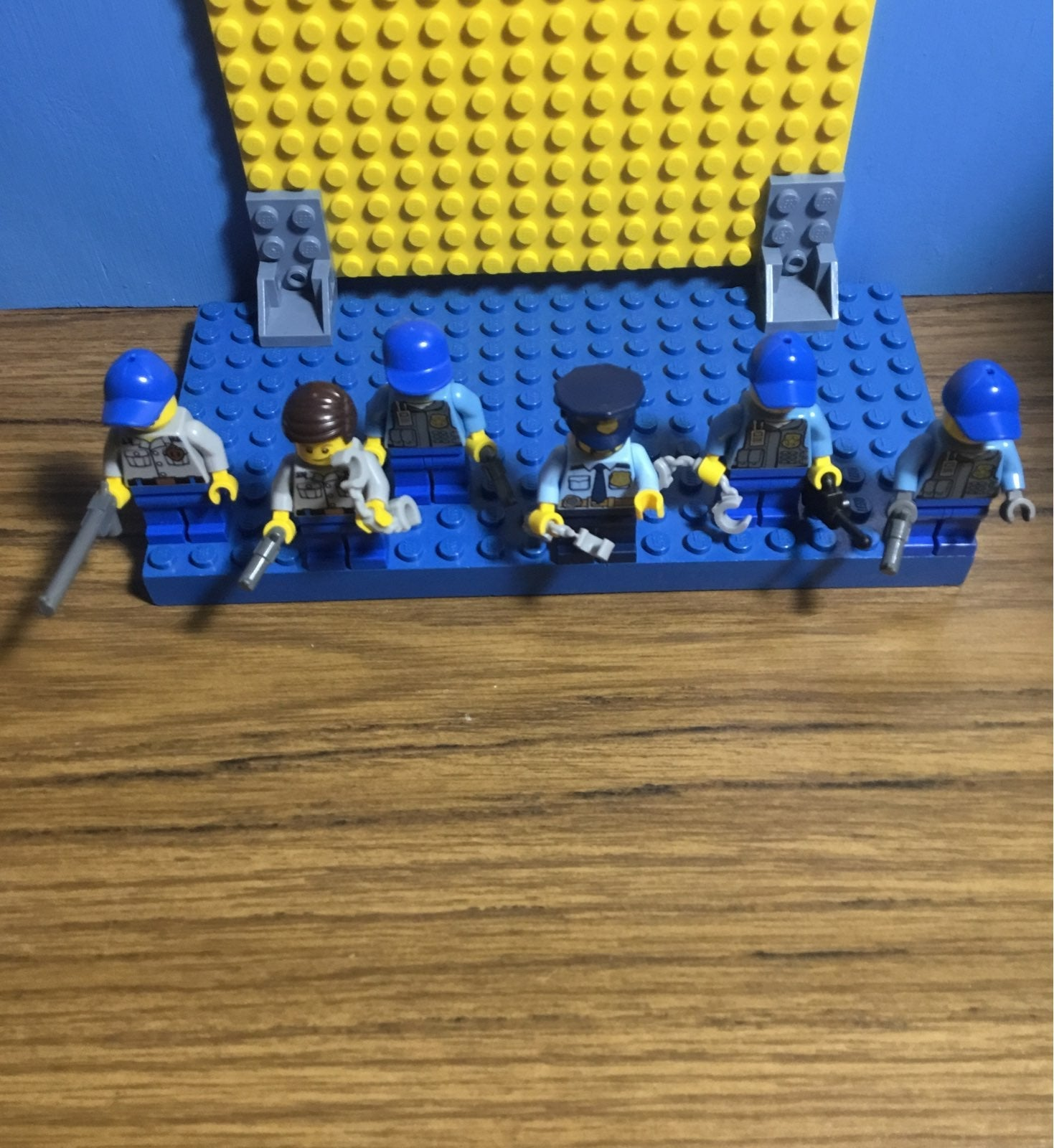 LEGO City: police and swat