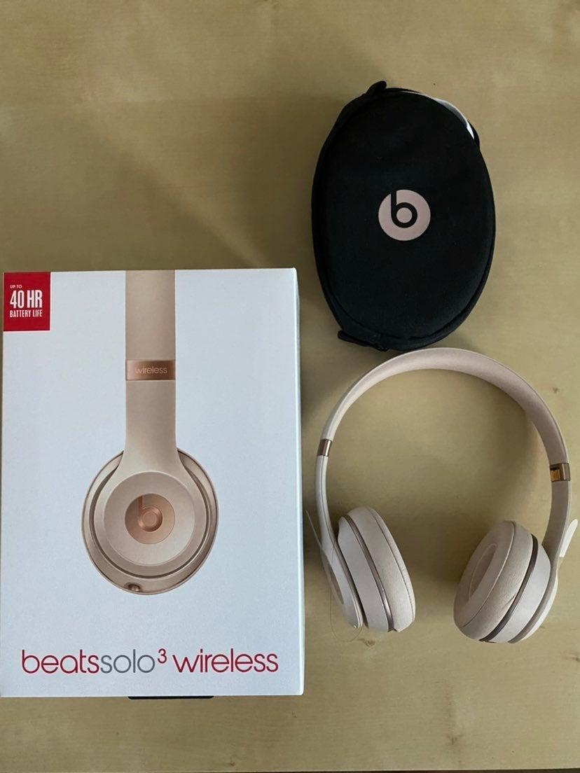 NEW Beats Beatsolo 3 Dr. Dre Headphones