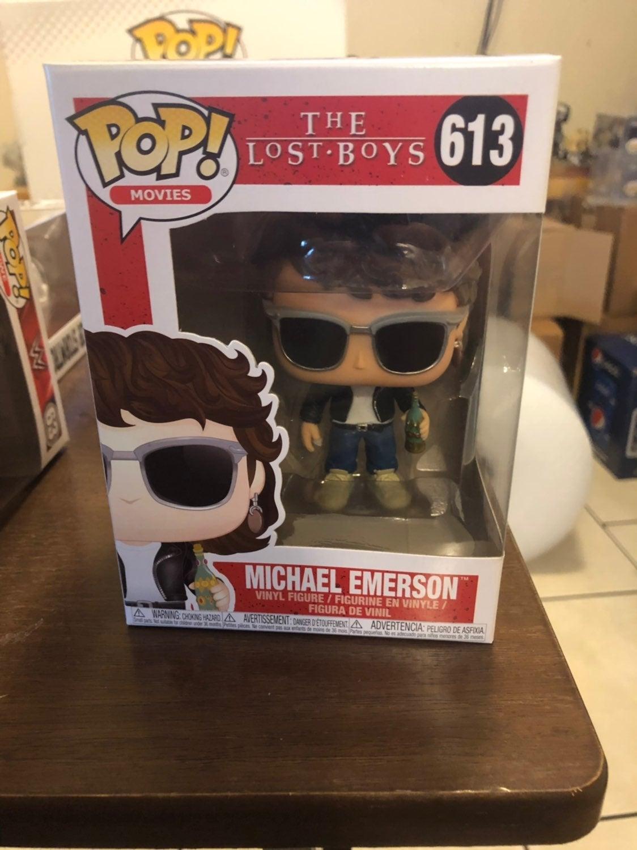 The Lost Boys Michael Emerson Funko Pop