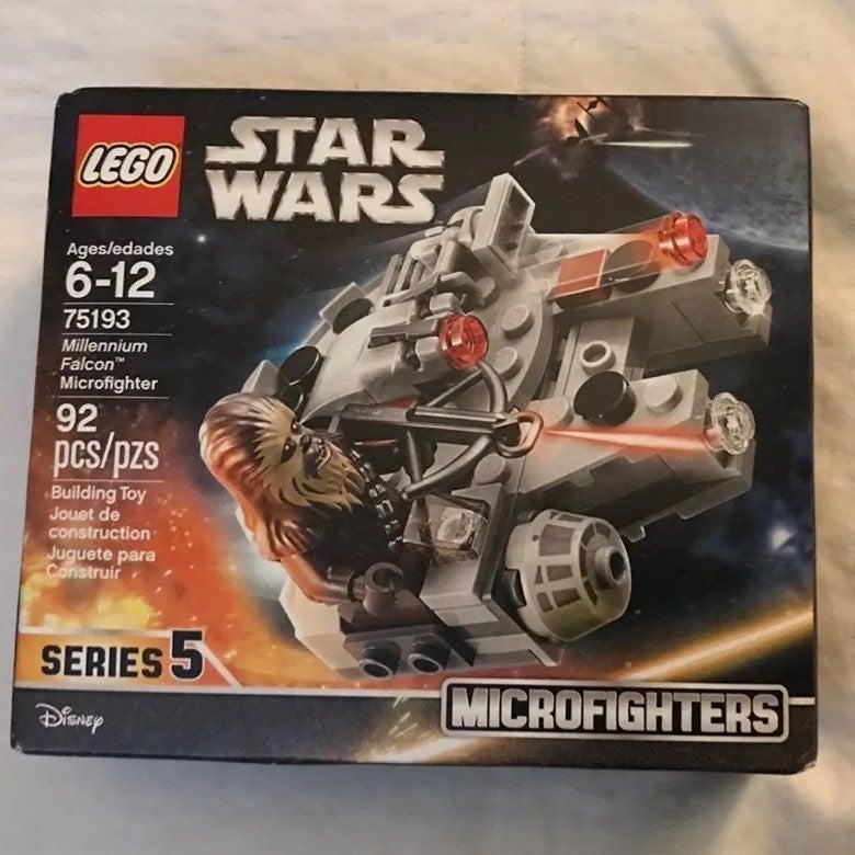 LEGO Star Wars Millennium Falcon #75193