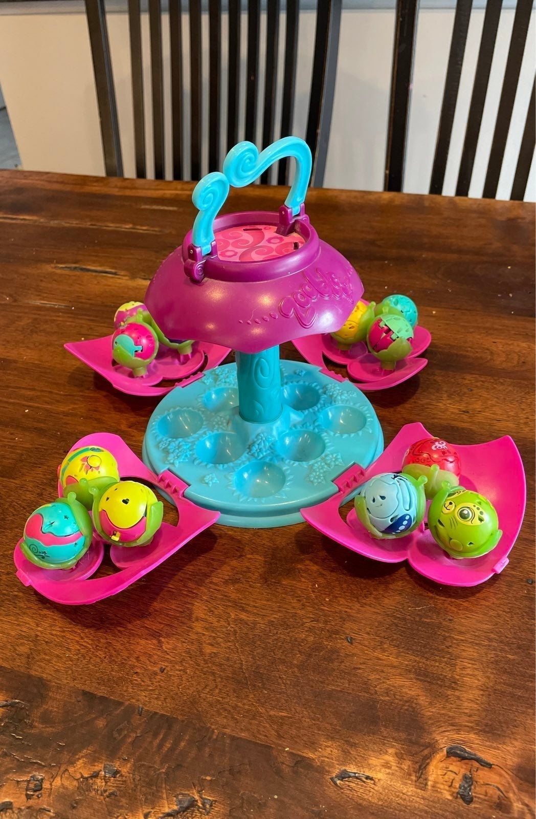 Spin master Zoobles toy lot