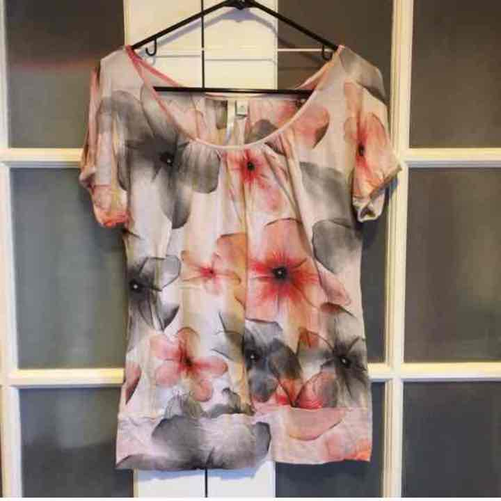 Lauren Conrad Fashion Short Sleeve Top