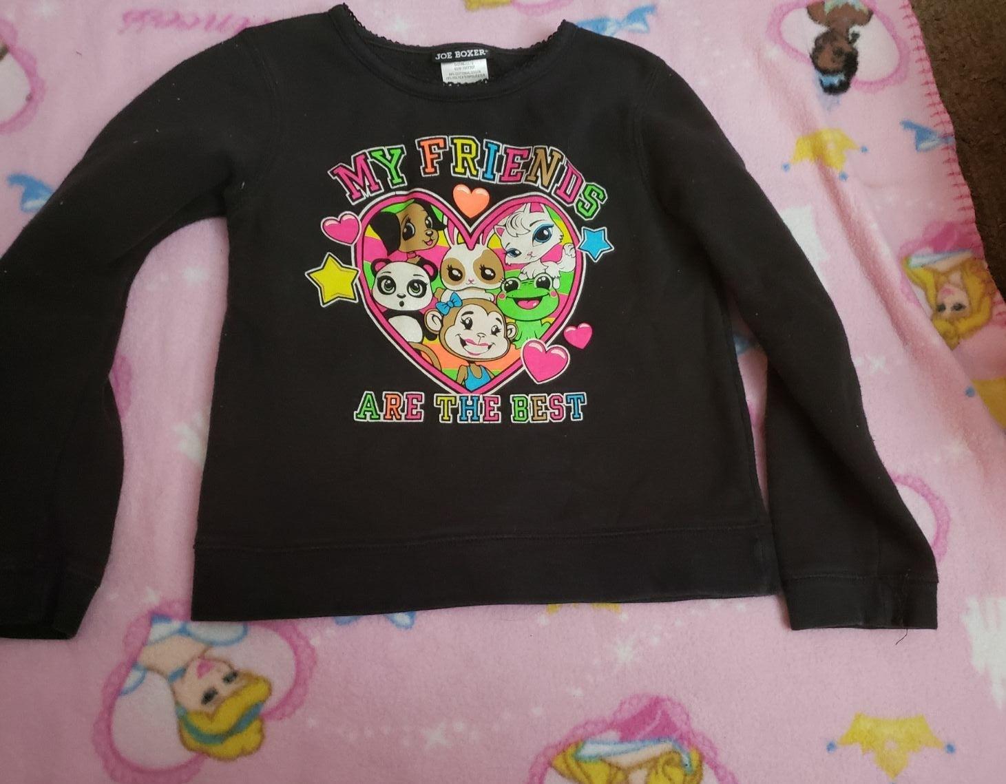 LPS sweatshirt size 4t