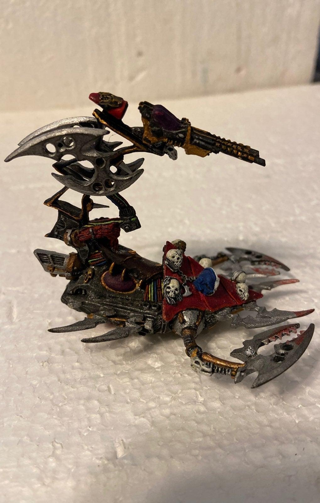 warhammer 40k Drukhari Talos OOP