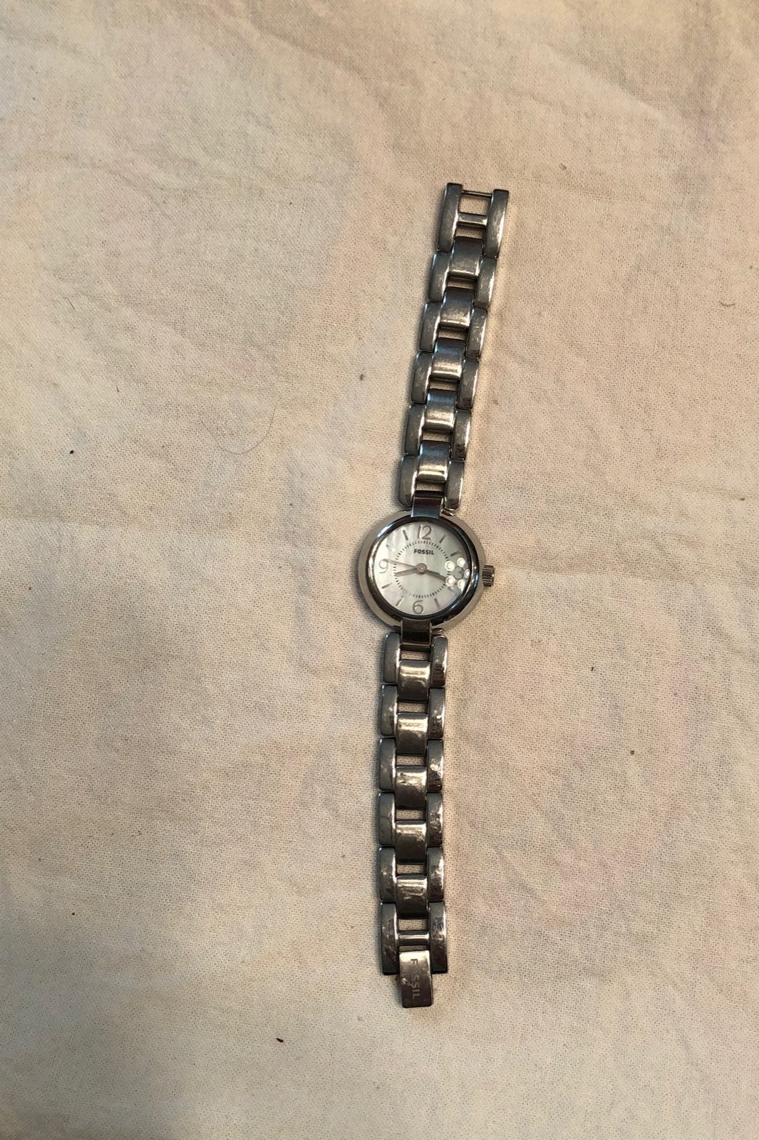 Ladie's Fossil Watch