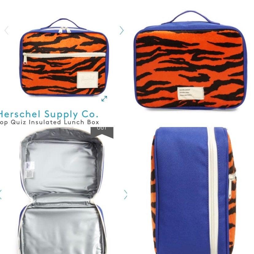 Herschel Supply Co. Insulated Lunch Box