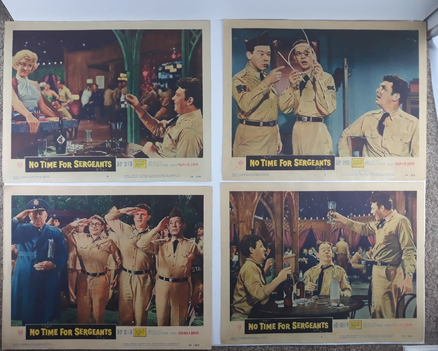 No Time For Sergeants (1958) Photos