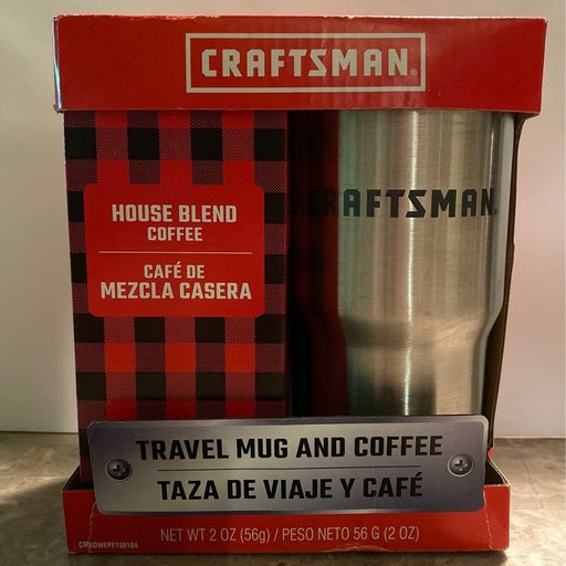 Crafsman Coffee Cup