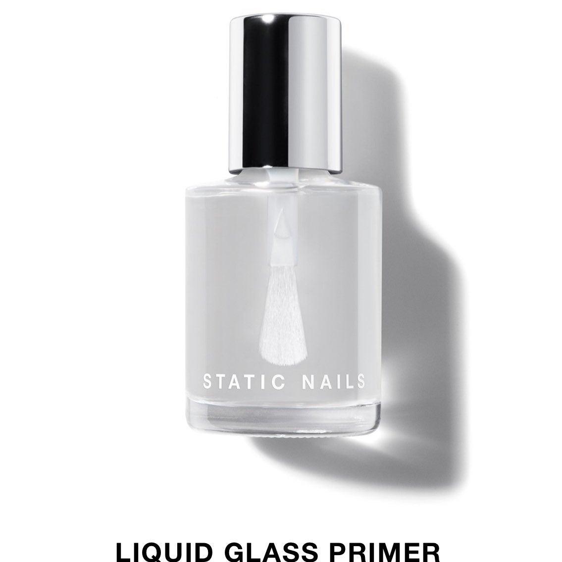 STATIC NAILS LIQUID GLASS NAIL PRIMER