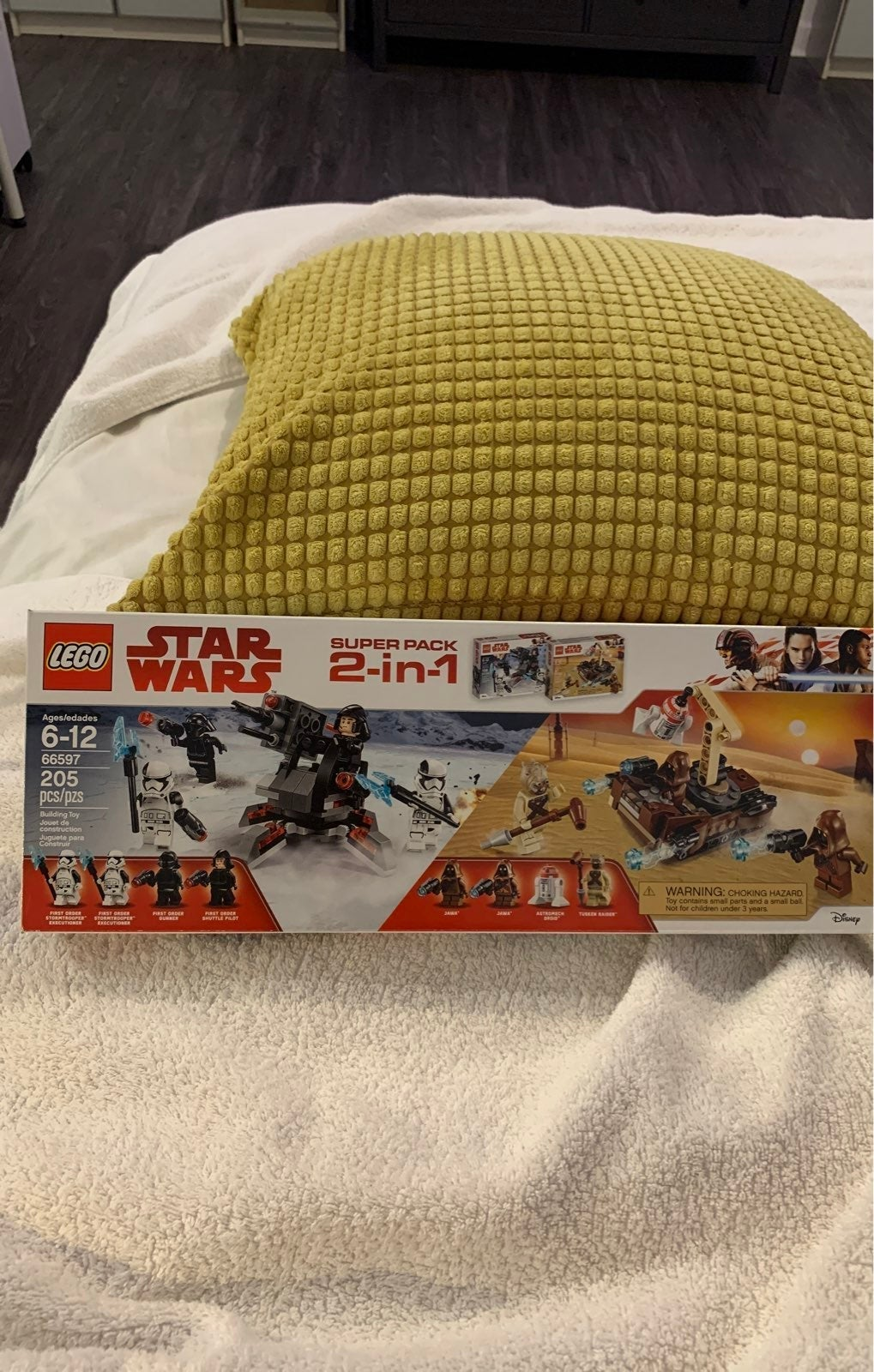 LEGO Star Wars 2-in-1 Super Pack 66597