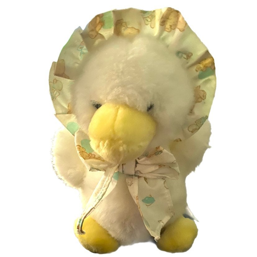 Prestige Toy Baby Plush Duck Musical