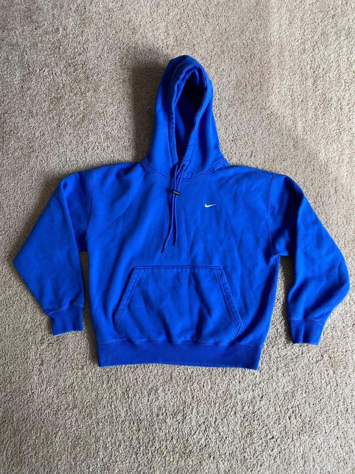 NikeLab Blue Hoodie