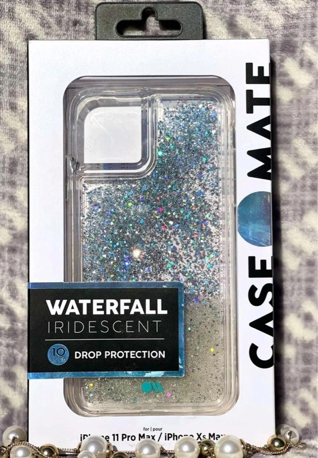 Case Mate WaterFall Iridesecent phone