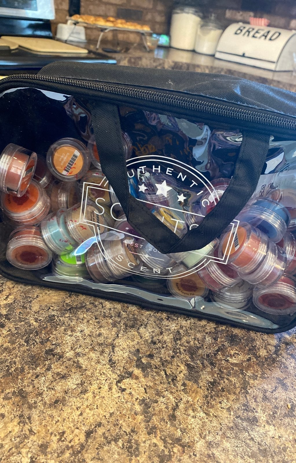 Scentsy Samples with Bag 50+