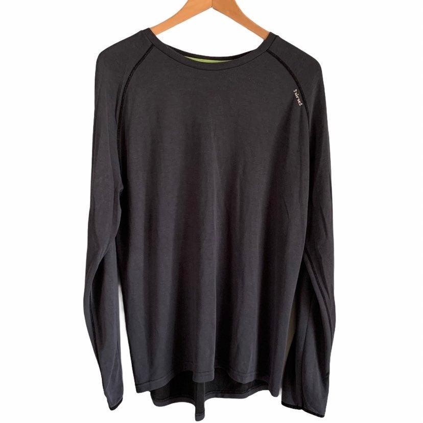Hind mens long sleeve shirt size XL
