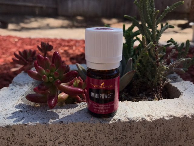 Young Living Essential Oils immupower