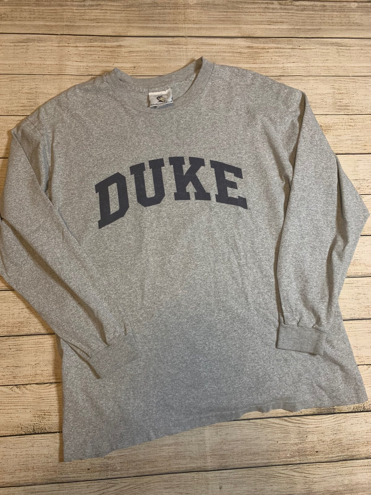 Vintage Duke Single Stitch L/S