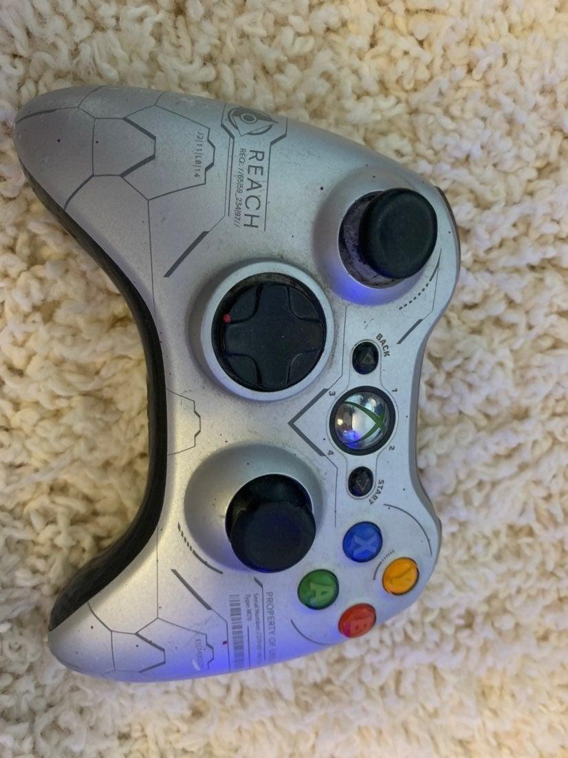 Halo Reach controller
