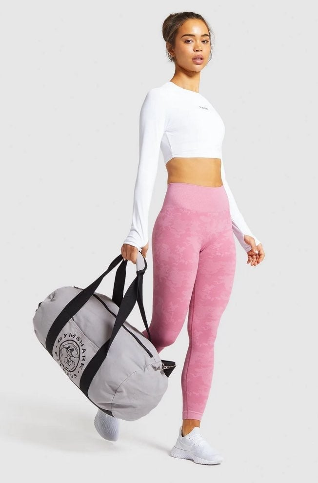 Gymshark camo adapt leggings