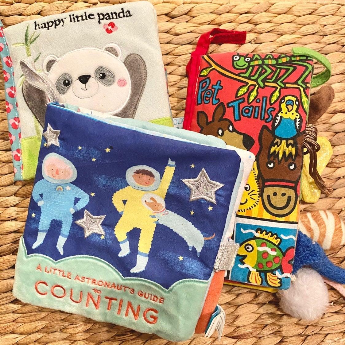 Three Crinkle Books Bundle