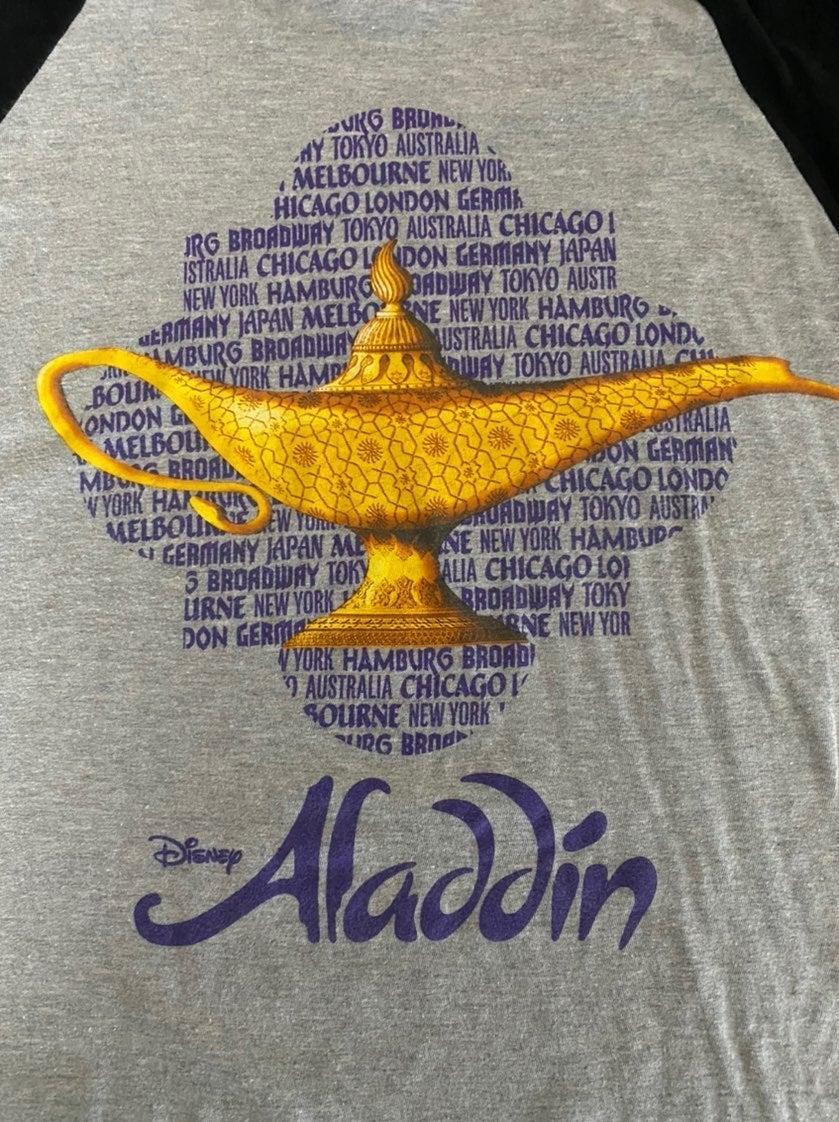 Aladdin Broadway Concert Tee