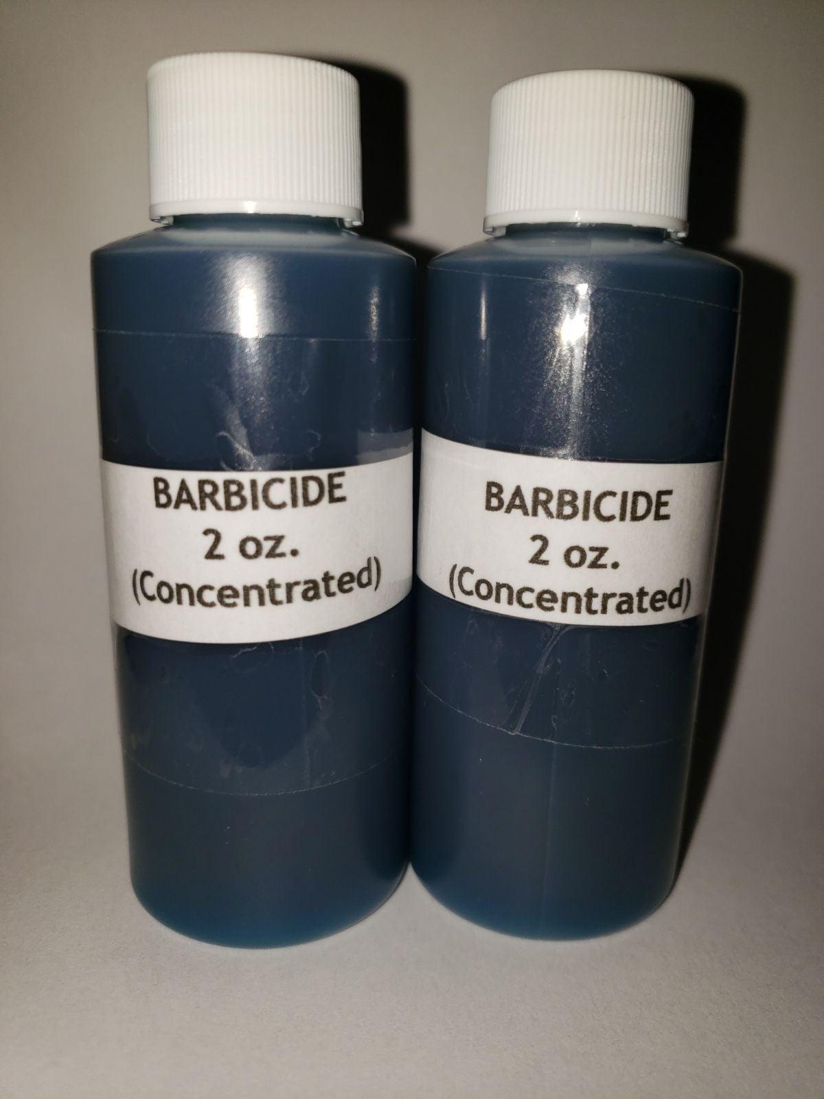 Barbicide Concentrate. 2oz. x 2