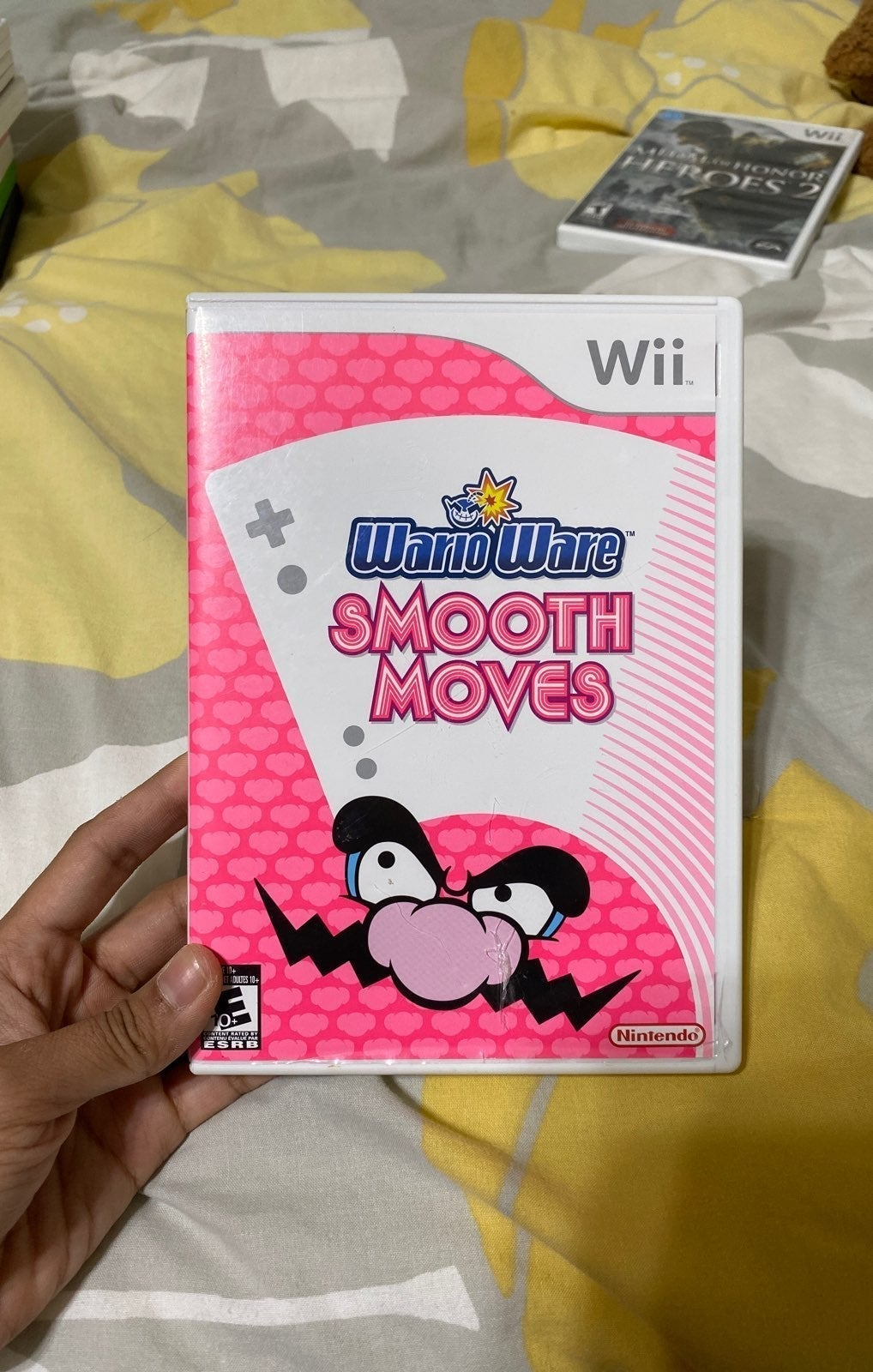 WarioWare Smooth Moves Wii Game