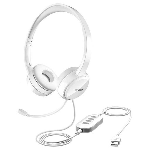 Business PC Headset with Microphone Wire