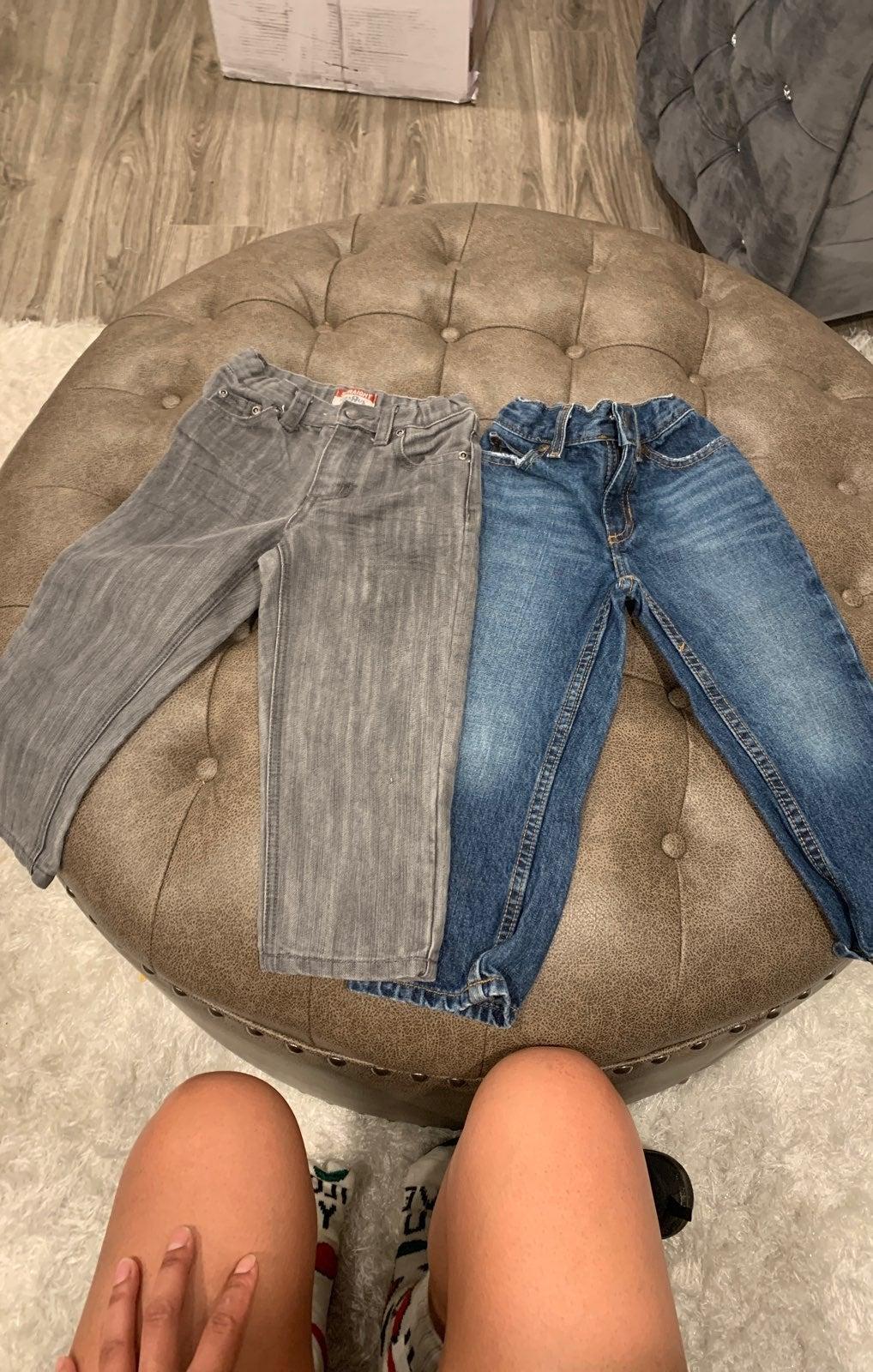 Toddler jean bundle.