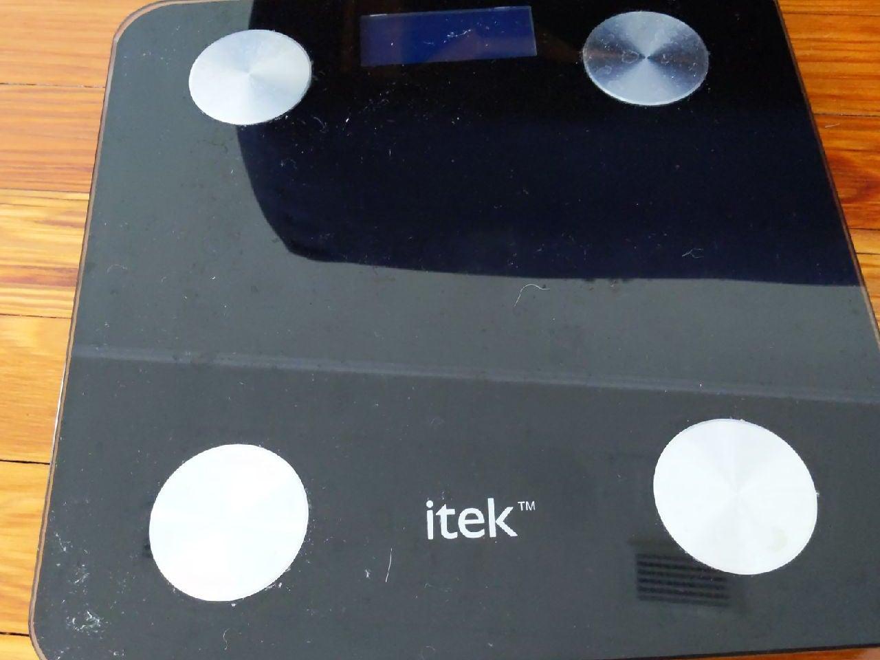 Itek digital scale