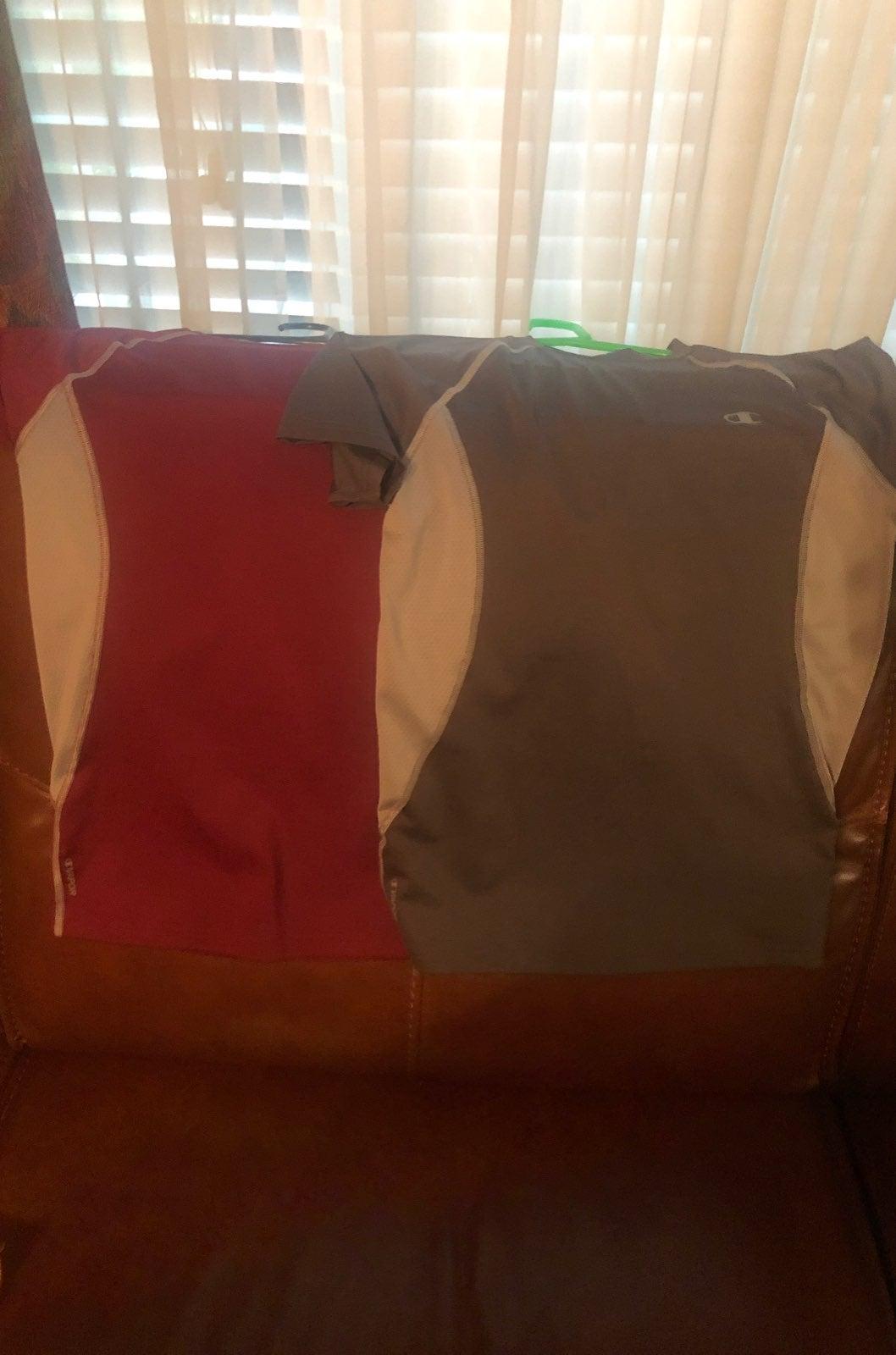 Champion Compression Shirt Bundle Size M