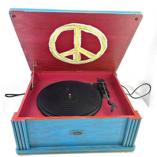Crosley CR47 Peace Sun BOHO Hippie 70's