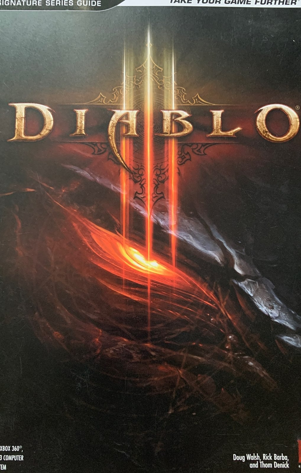 Diablo 3 Strategy Guide