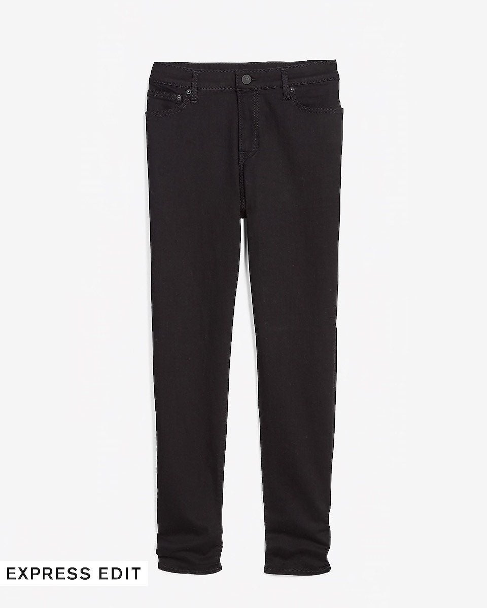 NWT Men's Express black wash jeans 31/30