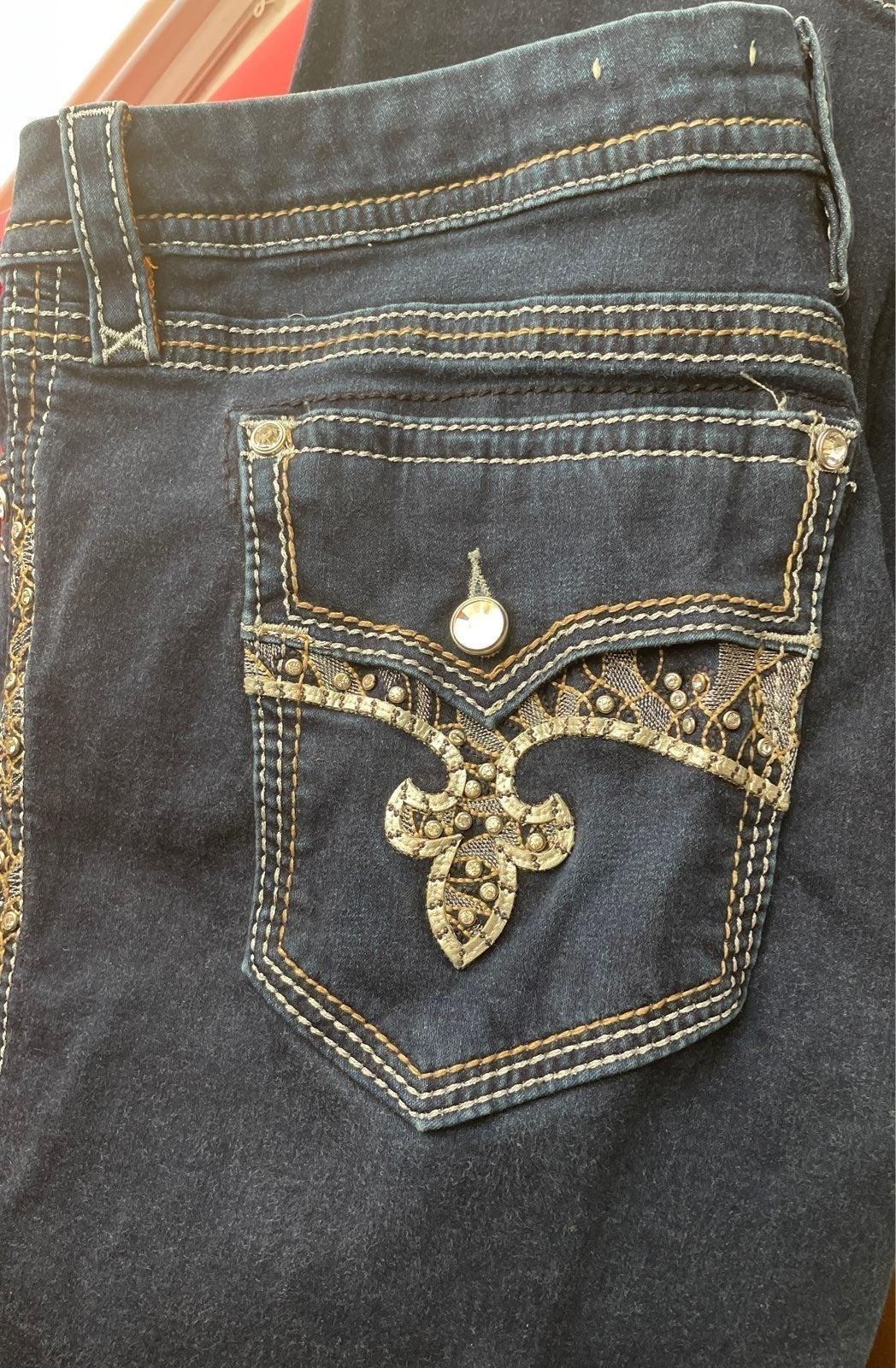 Rock revival women jeans