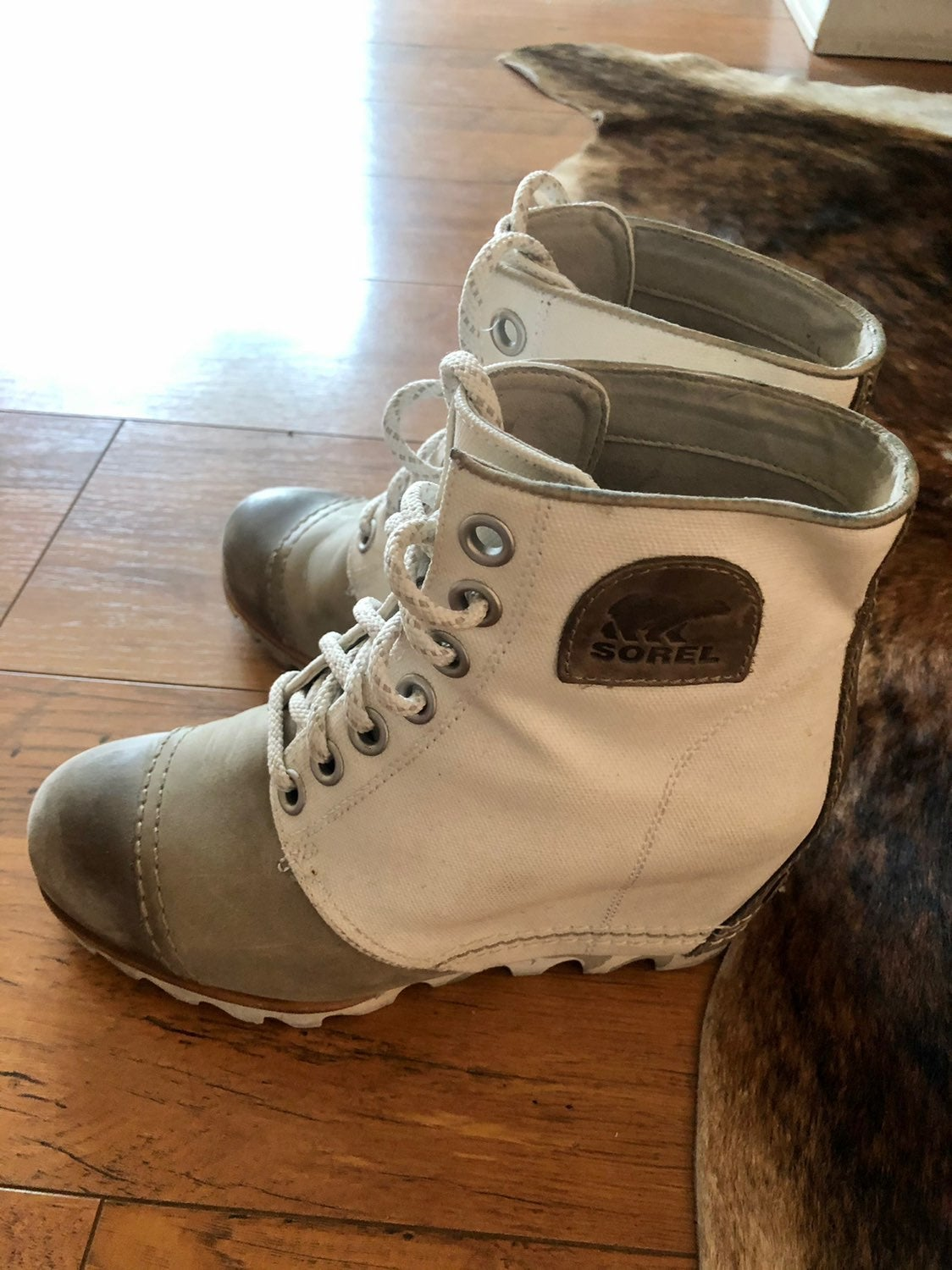 Sorel PDX Wedge 7 Boots