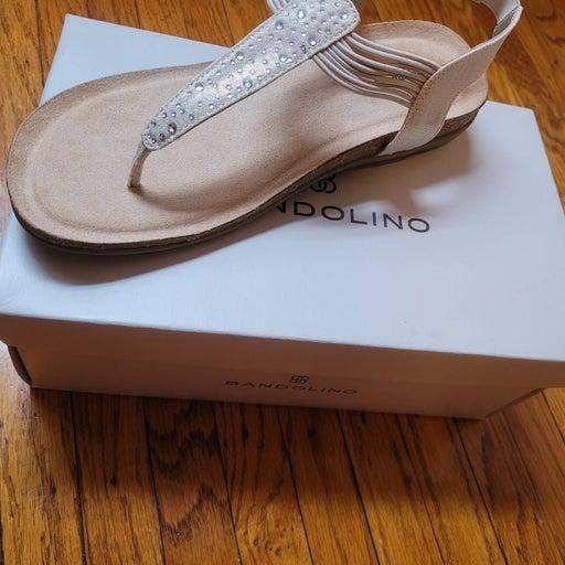 Bandolino Sandals NWT Size 9