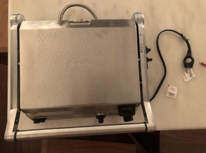 Breville Smart Grill & Griddle