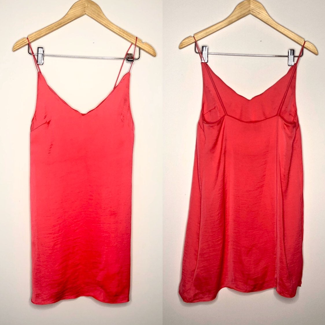 Topshop Pink Camisole in Sz 2